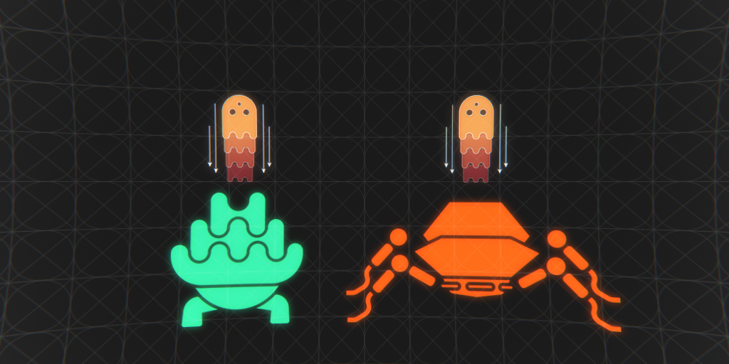 Creating a Non-Deterministic Interaction System (or putting souls into the creatures)
